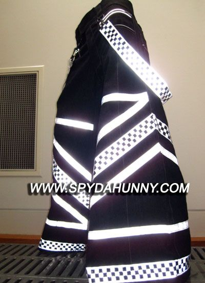 Spydahunny Hardstyle Rave Shuffle Phat Pants   Custom Fit