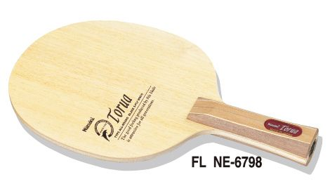 Nittaku Torua blade table tennis racket ping pong